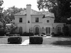 Beautiful Mediterranean style home built in 1931 on East Main St. In Murfreesboro, TN