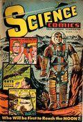 Science Comics (1951 Export) 1