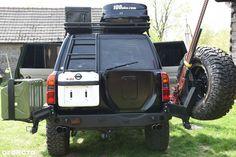 Nissan Patrol Nissan Patrol Y61 Gu 4 Rok 2005, 6.2L ls3 480 Hp Performance - 4