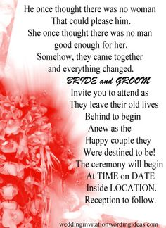 fairytale wedding invitation wording my best friends wedding