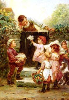 Frederick Morgan - Grandfathers Birthday