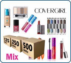 Liquidation Covergirl Cosmetics Mixed box