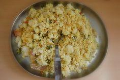 Savory Semolina (Uppuma) | Quick and tasty, uppuma is a savory couscous-like dish.
