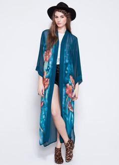 Robe & kimono is In