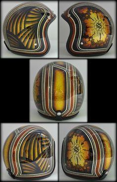 Helmet by Chemical Candy Custom