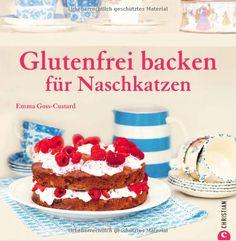 Boncibus - Buch - Glutenfrei backen für Naschkatzen: Die leckersten Backrezepte für Kuchenfans mit Glutenunverträglichkeit. Glutenfreie Kuch... http://boncibus.com/de/book/rezepte-backen/glutenfrei-backen-fur-naschkatzen-die-leckersten-backrezepte-fur-kuchenfans-mit-glutenunvertraglichkeit-glutenfreie-kuchen-torte #glutenfrei #gf #rezepte #kuchen
