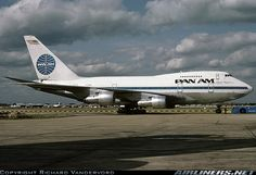 Boeing 747SP-21 aircraft picture