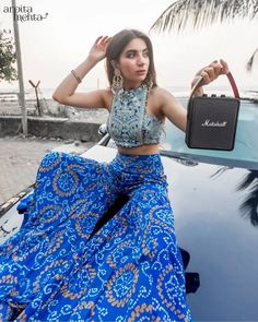 Bandhani Is Back In Trend & Designers Are Doing It In Beautiful Ways! | WedMeGood