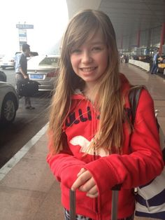 her smile is so cute and beautifu Connie Talbot
