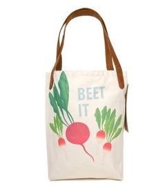 Cute grocery tote.