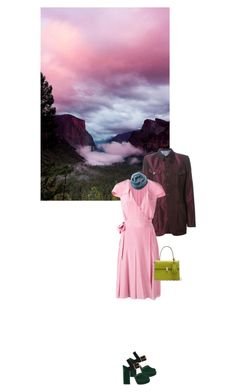 """""""Untitled #2101"""" by hologrammar ❤ liked on Polyvore featuring Jean-Paul Gaultier, Burberry, Zonda Nellis, Prada and Valentino"""