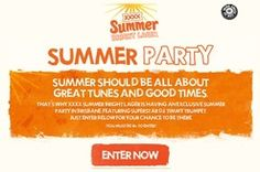 Win Tickets to the XXXX Summer Bright Lager Summer Party Win Tickets, Rock Concert, Summer Parties, Good Times, Have Fun, Bright, Party, Parties