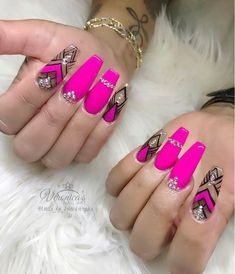 In this lovely and colorful nail arts can be the reflection of your mood… - #nails #nail #art #artnails #nailsart