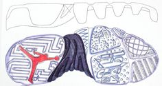 This Early Sketch Of The Air Jordan 9 Reveals Something Much Different Page 2 of 2 - SneakerNews.com