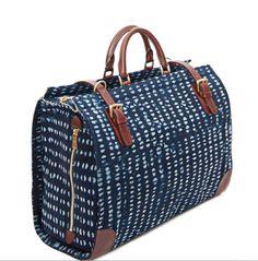 African fab bag