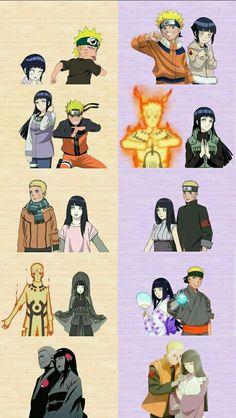 Naruto is so lucky to have Hinata. If I found myself a Hinata I propose on the spot. Naruto Shippuden Sasuke, Naruto Kakashi, Anime Naruto, Naruto Comic, Sakura Anime, Naruto Sasuke Sakura, Naruto Cute, Boruto, Hinata Hyuga