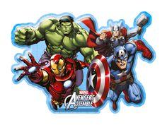 Marvel Birthday Cake, Avengers Birthday, Superhero Birthday Party, Avengers Characters, Hulk Avengers, Avengers Party Decorations, Picture Borders, Iron Man Birthday, All Power Rangers
