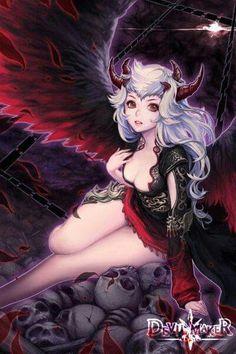 Vampiresa del mal