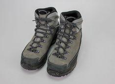 c0302a7d0a9 AKU Gore-Tex Hiking Boots Waterproof Lace Up Vibram Gray Unisex Size 6  Romania