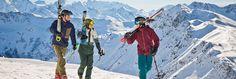 Saalbach wird oft als eines komplettesten Skigebiete gennant. Charmanter Dorfkern, perfekte Pisten und viel, viel Après-Ski. Der Bus, Apres Ski, Mount Everest, Skiing, Mountains, Ski Resorts, Ski Trips, Alps, Ski