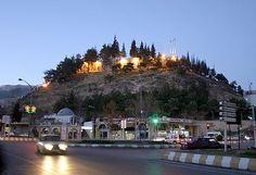 Kahramanmaras castle
