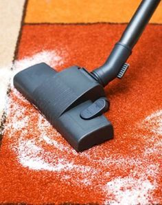 Ah those wonderful carpet stains. Whether you have pets, kids or just know some really messy people, if you have carpet then at some point you are going to have carpet stains. Hallway Carpet Runners, Cheap Carpet Runners, Borax Uses, Diy Carpet Cleaner, Carpet Trends, Carpet Ideas, Stain Remover Carpet, Hall Carpet, Cleaning
