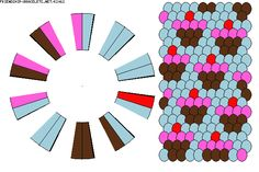 Awsome cupcake pattern, and with some adjustment ju could get: cupcake, strawberry, apple, fruit, acorn and more!