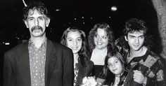 The children of pioneering art rocker Frank Zappa are locked in a feud over his estate and legacy – and the story goes back decades.