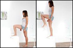 Exercícios de elevações para fortalecer os glúteos