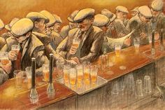 Pictures of Norman Cornish and paintings by the County Durham artist - Chronicle Live
