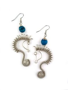 Image result for wire wrap earrings