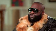 who makes rick ross fur coat - Google Search