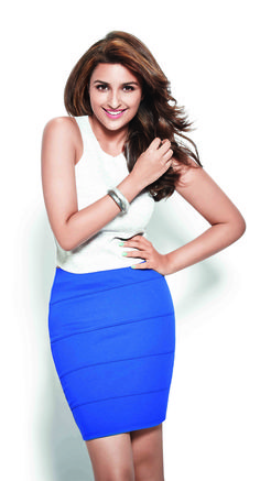 Parineeti Chopra is her own kind of cool