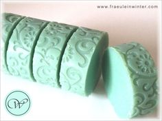 handmade soap with mango butter