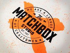 Matchbox Screenprint