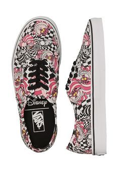 b6affe6653 Order Vans - Authentic Disney Cheshire Cat Black - Shoes by Vans for at the  Impericon UK online shop in great quality.