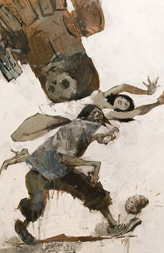 ZOMBIES VS. ROBOTS ASHLEY WOOD