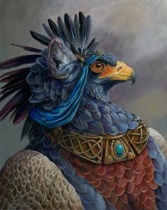 Elblich, the Second General by windfalcon.deviantart.com on @DeviantArt