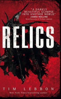 Relics Titan Books