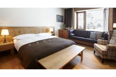 Hotel Frutt Lodge & Spa, Melchsee-Frutt Boutique Hotels, Spa, Furniture, Travel, Home Decor, Viajes, Decoration Home, Room Decor, Home Furnishings