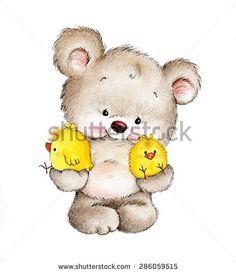 Cute Bear Fotos, imagens e fotografias Stock   Shutterstock