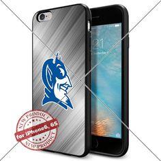 Case Duke Blue Devils Logo NCAA Cool Apple iPhone6 6S Case Gadget 1111 Black Smartphone Case Cover Collector TPU Rubber [Silver BG] Lucky_case26 http://www.amazon.com/dp/B017X148CY/ref=cm_sw_r_pi_dp_ffltwb0BAN8PR
