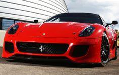 Ferrari 599XX... speechless