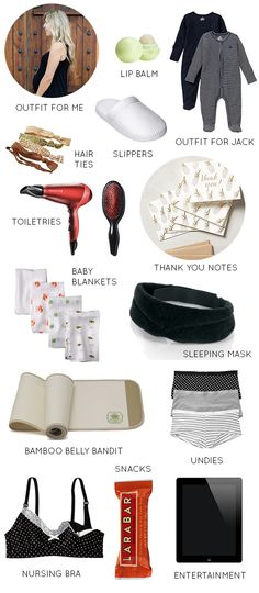 What I'm Packing in My Hospital Bag | Thoughts By Natalie