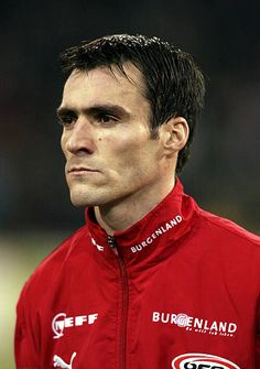 Portrait of Anton Ehmann of Austria before the International Friendly match between Austria and Norway held on November 2002 at the Gerhard-Hanappi Stadion, in Vienna, Austria. Norway won the. Get premium, high resolution news photos at Getty Images Anton, Austria, Norway, Photos, Pictures, Portrait, Image, Headshot Photography, Portrait Paintings