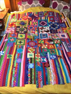 Gypsy Wife quilt-finished March 2017