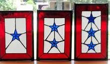 blue star mothers stained glass - These would make a beautiful Christmas gift. - MilitaryAvenue.com