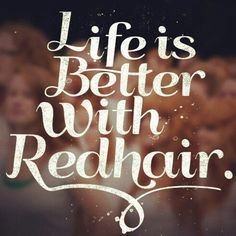 I get reminded everyday thay I am a redhead.  Sometimes good comments but the negative prejudice can outweigh the positive.