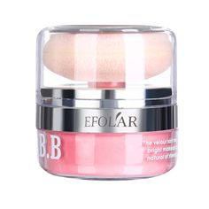 New Women Blush Girls Pure Mineral Face Cheek Soft Natural Blush Blusher Powder Cosmetic With Sponge High Quality Face Contouring Makeup, Face Makeup, Contour Face, How To Apply Blusher, Best Makeup Products, Pure Products, Natural Blush, Bright Makeup