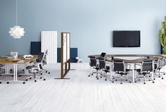 Everywhere - Collaborative Furniture - Herman Miller